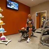 DoubleTree by Hilton Hotel Luxembourg Gym