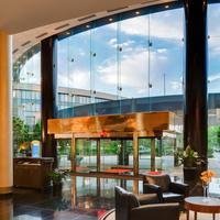 Hilton Washington Dulles Airport Lobby