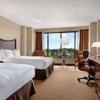 Hilton Washington Dulles Airport Guest room