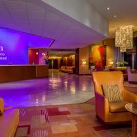 Hilton San Francisco Airport Bayfront Lobby