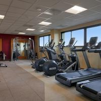 Hilton San Francisco Airport Bayfront Fitness Center
