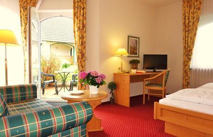 Landhaus Müritzgarten Hotel Garni