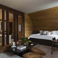 The Chedi Andermatt Guestroom