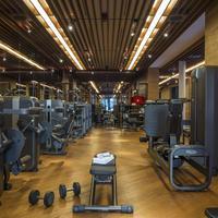 The Chedi Andermatt Fitness Facility