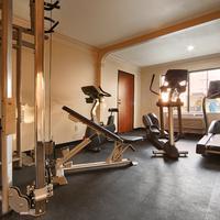 Best Western Plus Suites Hotel Fitness Center