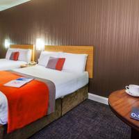 City Hotel Derry Guestroom