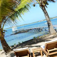 Tropical Attitude Relax Area