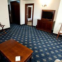 Primoretz Grand Hotel & Spa Living Area