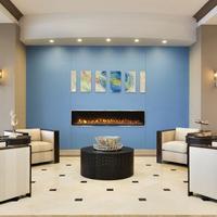 Radisson Hotel Detroit Metro Airport Lobby