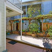The Gables Inn - Sausalito Property Grounds