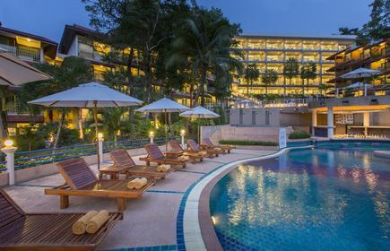 Chanalai Flora Resort Kata Beach Phuket