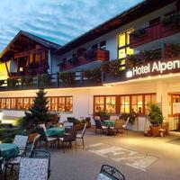 IFA Alpenrose Hotel Kleinwalsertal Hotel Front - Evening/Night