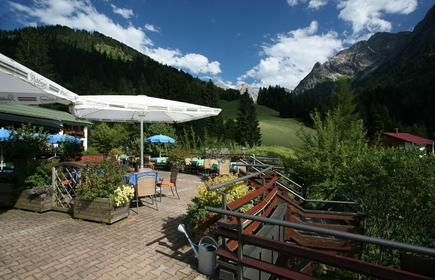 IFA Alpenhof Wildental Kleinwalsertal
