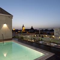 Sevilla Center Rooftop Pool