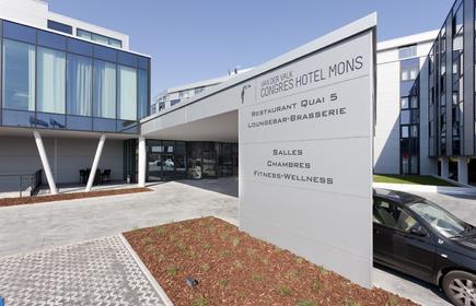 Congres Mons Hotel