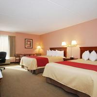 Magnuson Hotel Framingham Standard Guest Room with two beds