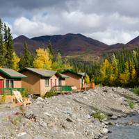 Mckinley Creekside Cabins Property Grounds