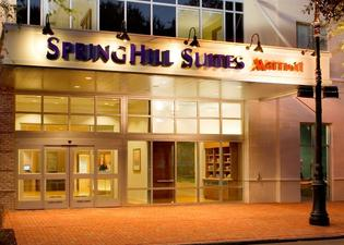 SpringHill Suites by Marriott Savannah Downtown/Historic District