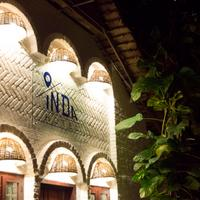 InDa hotel Hotel Front - Evening/Night