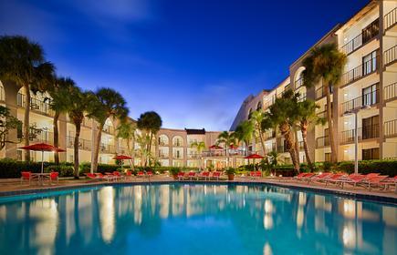 Wyndham Boca Raton Hotel
