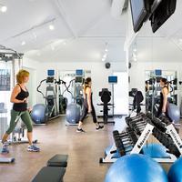 Wyndham Boca Raton Hotel Workout Room