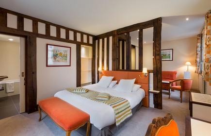 Hotel Restaurant Le Dauphin et Le Spa du Prieuré