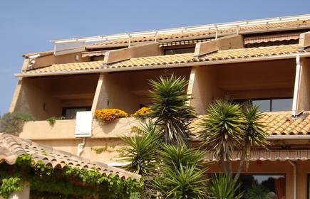 Hôtel Les Palmiers