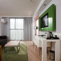 DoubleTree by Hilton Hotel Girona Living Room