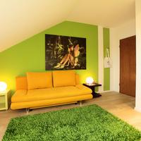 Hotel Wulff Living Area