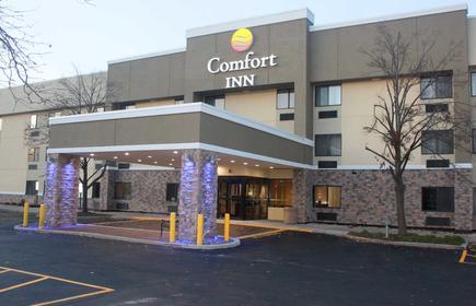 Comfort Inn Matteson - Chicago