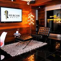 Hercor Hotel - Urban Boutique Lobby Sitting Area