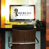 Hercor Hotel - Urban Boutique Property Amenity