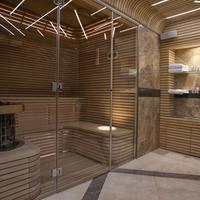 La Roche Hotel Sauna