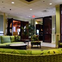 Wyndham Garden Fort Walton Beach Lobby Sitting Area