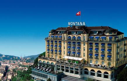 Penthouse by Art Deco Hotel Montana