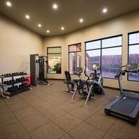 Desert Rose Inn & Cabins Fitness Facility