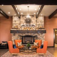 Desert Rose Inn & Cabins Lobby