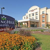 SpringHill Suites by Marriott Charleston North-Ashley Phosphate Exterior