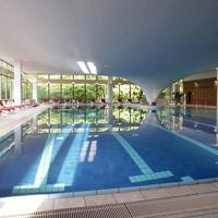 Cliff Hotel Rügen Indoor Pool