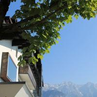 Alp Art Hotel Traumhafter Ausblick auf die Tiroler Berge
