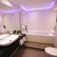 Hotel am Karlstor Bathroom