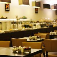 Hotel am Karlstor Breakfast Area