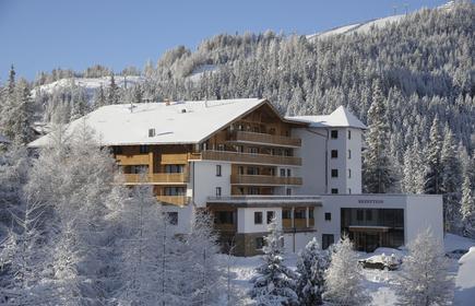 Das Alpenhaus Katschberg 1640