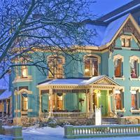 The Kalamazoo House Bed & Breakfast Hotel Front - Evening/Night