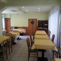 Hotel Clodia Breakfast Area