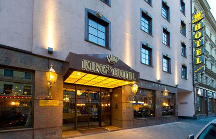 King's Hotel First Class