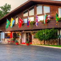 Bavarian Inn Hotel Front