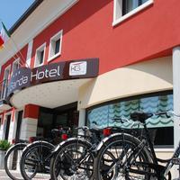 Kairos Garda Hotel Hotel Entrance