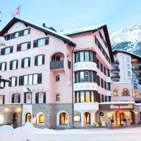 Hotel Rosatsch Hotel Front