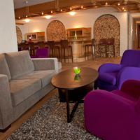 Hotel Rosatsch Lobby Lounge